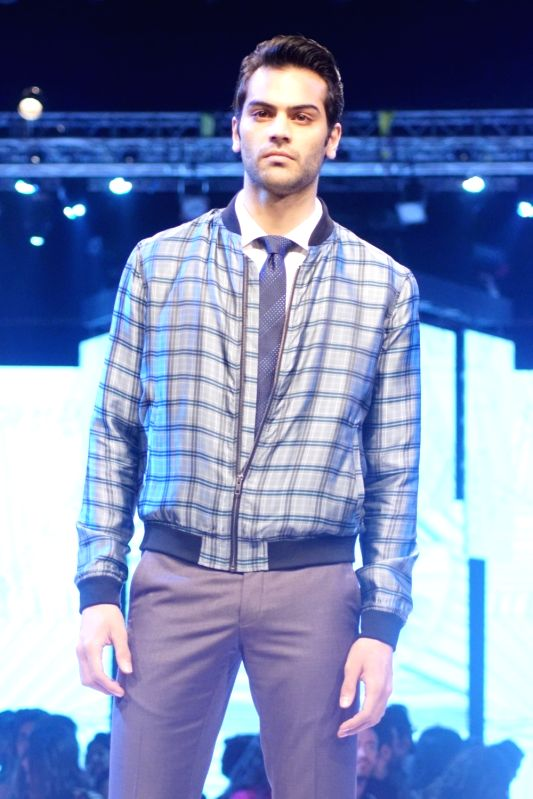 Van Heusen + GQ Fashion Nights 2017