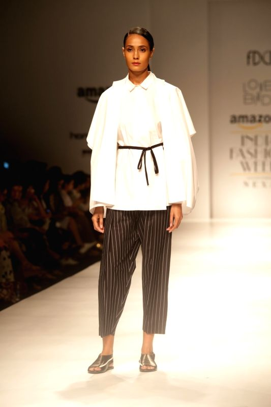 Amazon India Fashion Week Summer Spring - Lovebirds