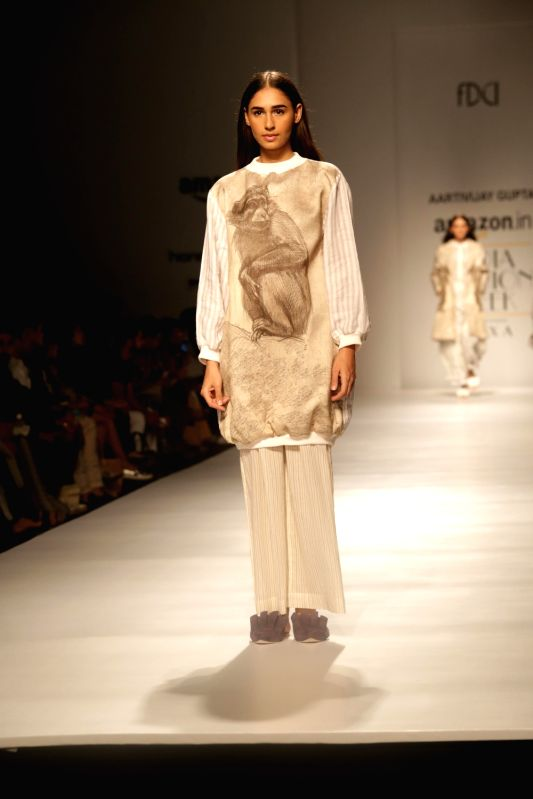 Amazon India Fashion Week Summer Spring - Aartivijay Gupta - Aartivijay Gupta