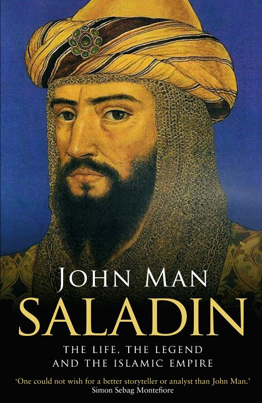 A new biography of 12th century Islamic soldier-statesman Saladin
