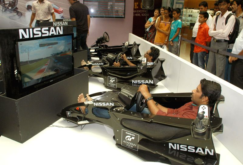 A new play station launched in Bangalore on May 15, 2014.