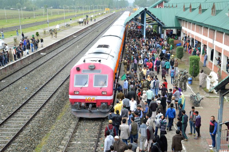 IRCTC and Indian Railway counters are now open for advance ticket booking for Oct 20,Sunday, the day which marks the beginning of Diwali festival week