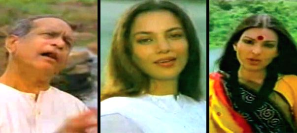 """A panel of celebrities that featured in 1980s national integration ad """"Mile Sur Mera Tumhara.."""""""