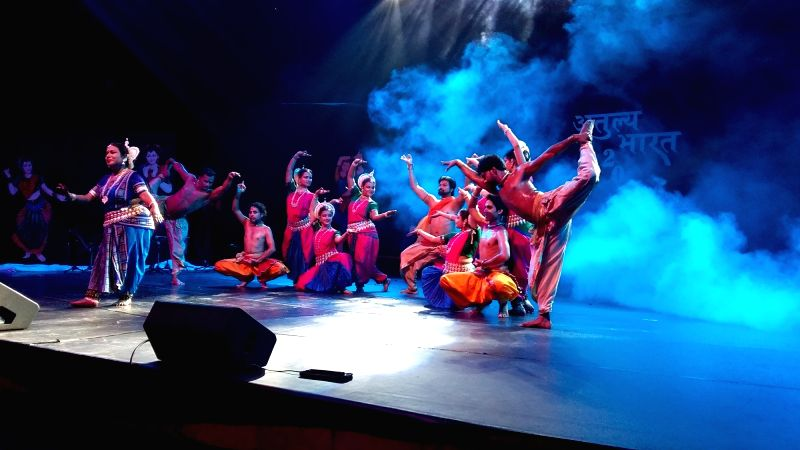 A performance at the event.