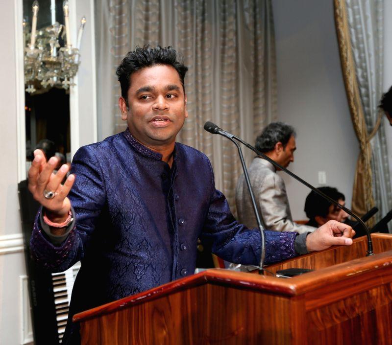 A.R. Rahman. (File Photo: IANS)