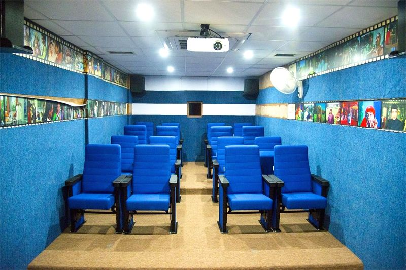 A small 20-seater hall in Ajmer Fort converted into movie theatre on Aug 4, 2018. A portion of a 448-year-old Mughal-era fort in Ajmer built by emperor Akbar has been converted by the Ajmer ...