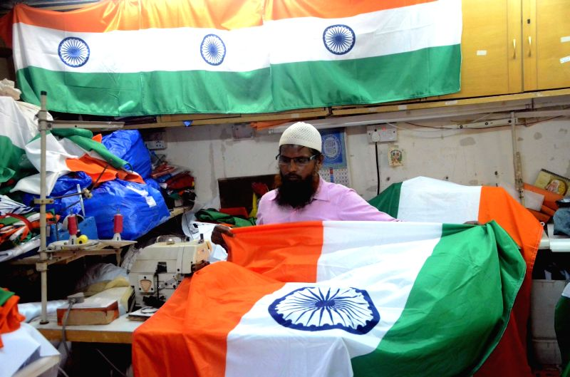 Independence Day preparation