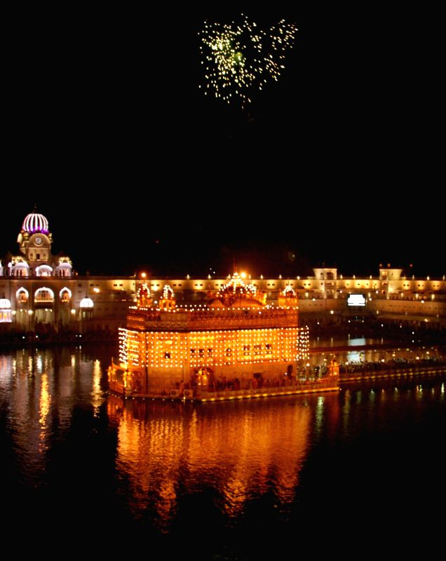 Golden Temple - Guru Amar Das' birth anniversary