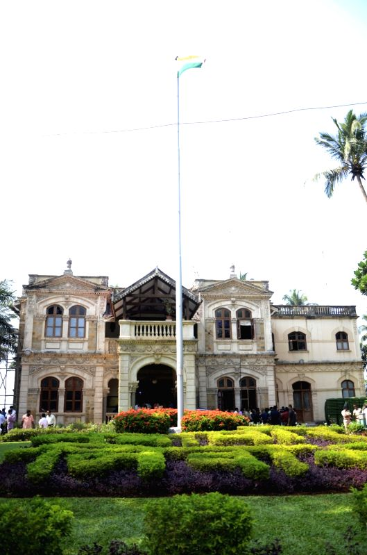 A view of Mayor`s Bunglow where a memorial for Balasaheb Thackeray is set to come up in Dadar's Shivaji Park, Mumbai, on Nov. 17, 2015.
