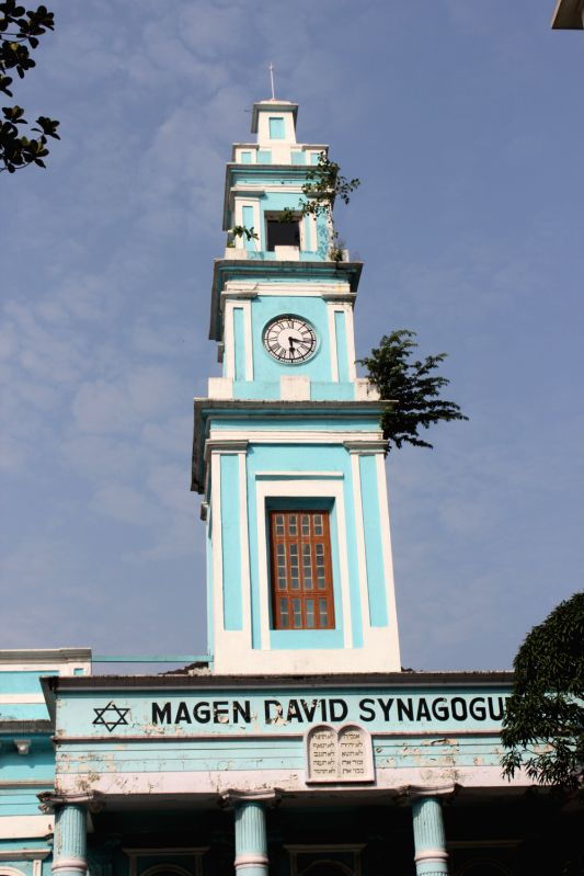 Aadil Desai Magen David Synagogue Clock  Tower (Credit : Aadil Desai) - Aadil Desai