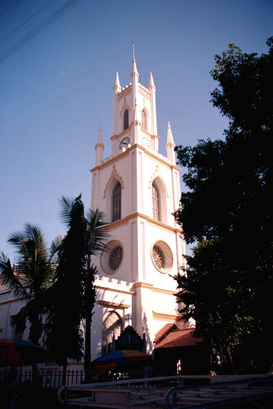 Mumbai's clock towers: Witnesses to history (Lead, correcting para 4) (Feature, with images) - Aadil Desai