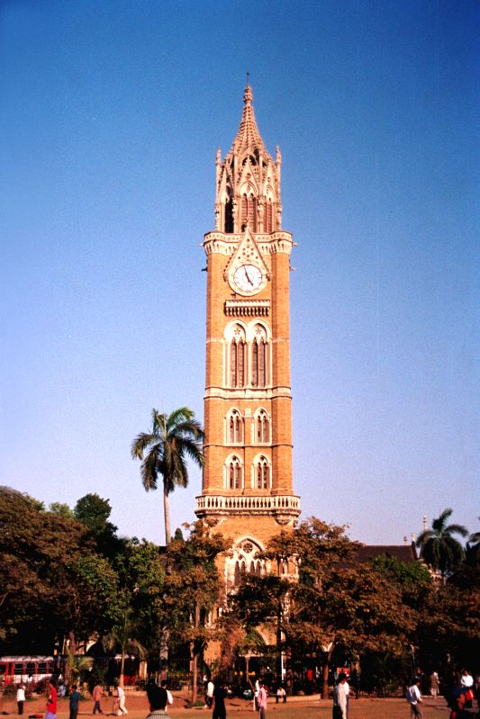 Mumbai's clock towers: Witnesses to history (Lead, correcting para 4) (Feature, with images) - Aadil Desai S