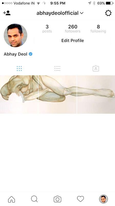 Abhay Deol