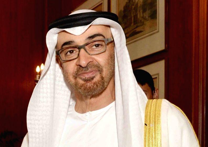 Abu Dhabi Crown Prince Mohammed bin Zayed al-Nahyan. (File Photo: IANS)