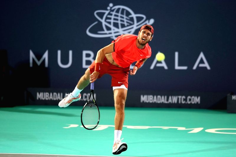 Djokovic claims 4th Mubadala title