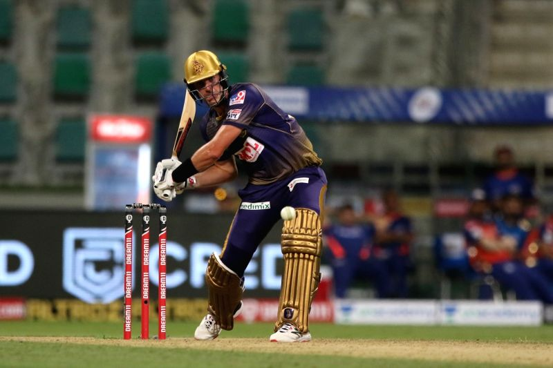 Abu Dhabi, Oct 16 (IANS) Pat Cummins (53 not out) and newly appointed Kolkata Knight Riders (KKR) captain Eoin Morgan (39 not out) dragged the team to 148/5 after a clinical Mumbai Indians (MI) dismantled the top half of the KKR batting lineup within