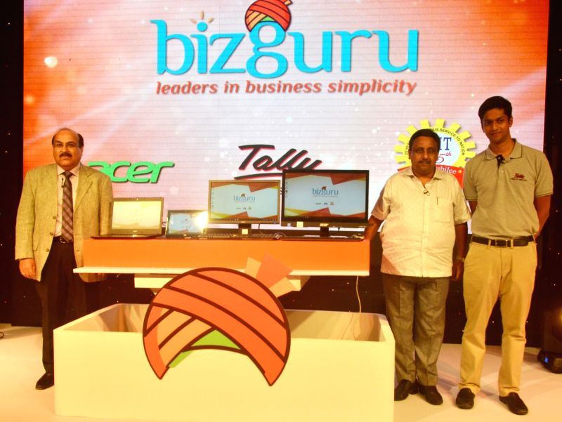 "Acer India MD Harish Kohli during the launch of a business solution ""BizGuru"" for seamless transition of traders to the Goods and Service Tax regime (GST) in New Delhi on June 6, ... - Harish Kohli"