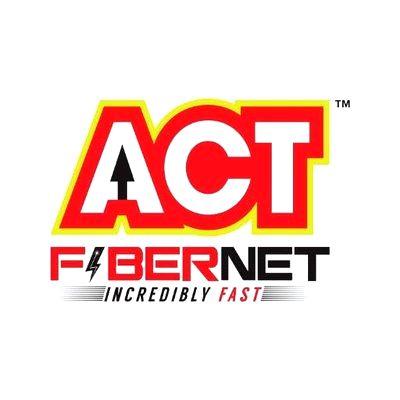 :ACT Fibernet. (Photo: Twitter/@ACTFibernet).