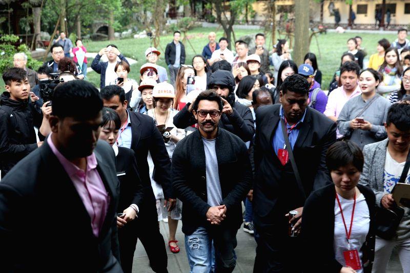 Aamir Khan's press conference - Aamir Khan