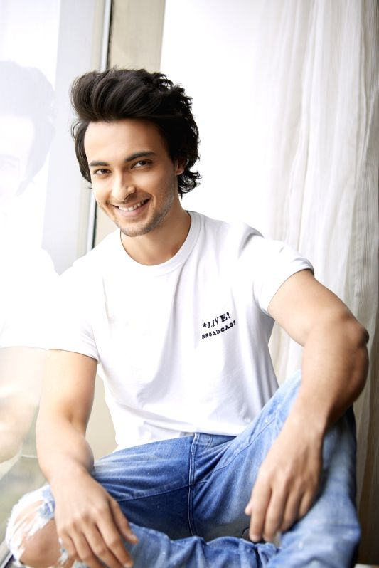 Actor Aayush Sharma - Aayush Sharma