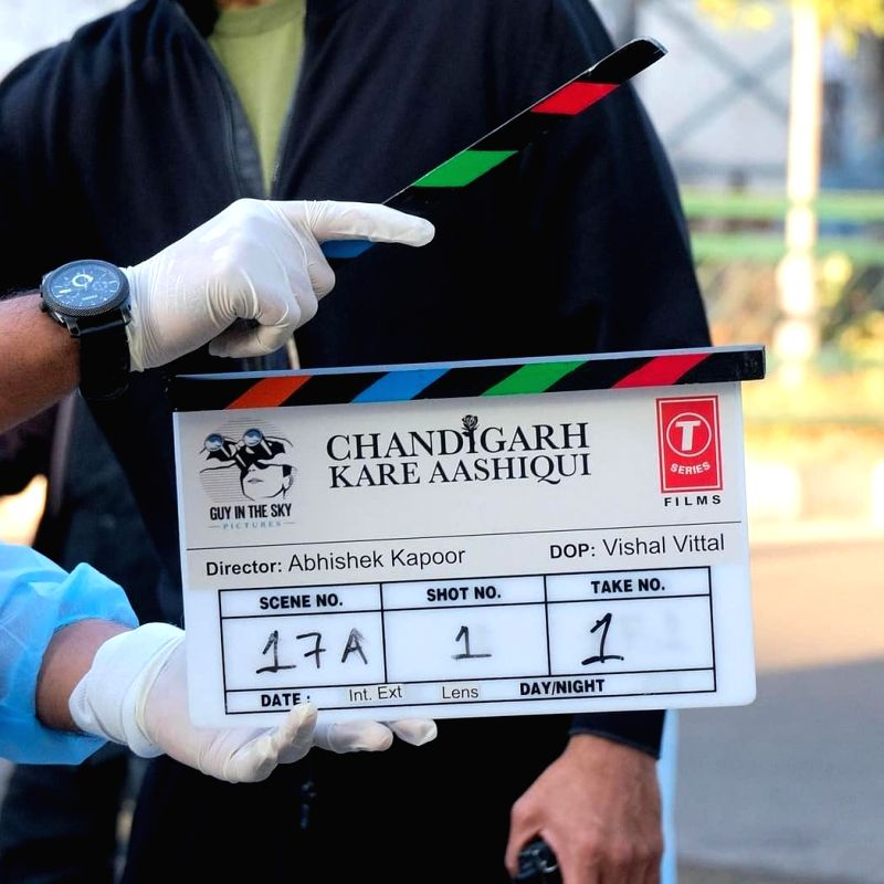 Ayushmann Khurrana fun to work with: 'Chandigarh Kare Aashiqui' co-actor Abhishek Bajaj
