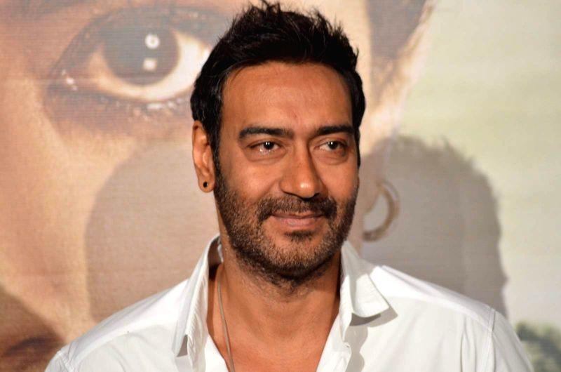 Actor Ajay Devgn