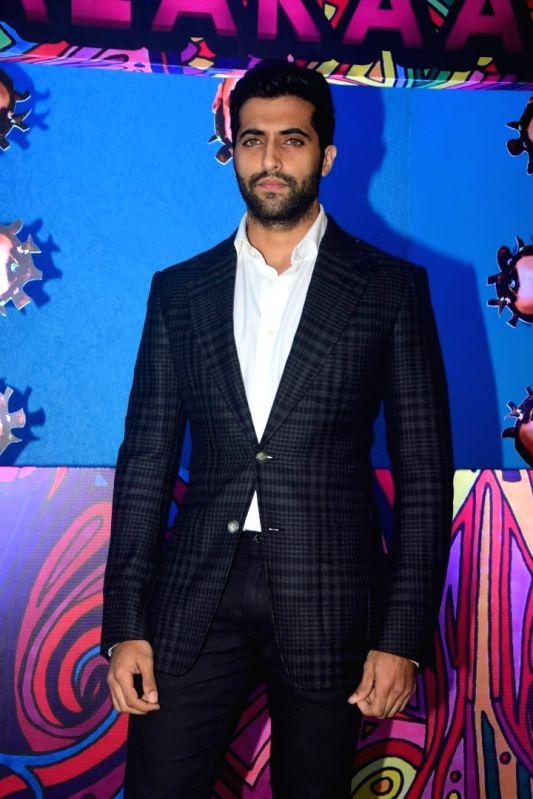"Actor Akshay Oberoi at the trailer launch of his upcoming film ""Kaalakaandi"" in Mumbai on Dec 6, 2017. - Akshay Oberoi"
