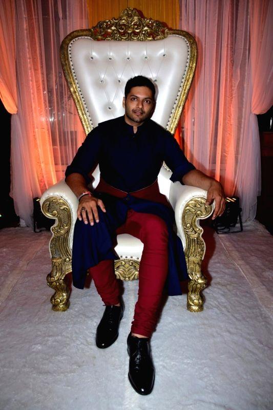 "Actor Ali Fazal during the special screening of film ""Victoria & Abdul"" in Mumbai on Oct 5, 2017. - Ali Fazal"