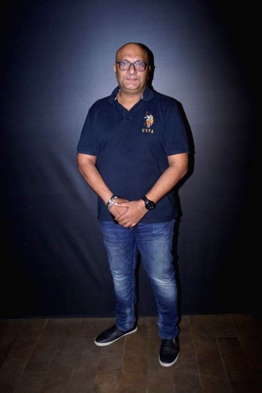 """Actor Amit Behl at the special screening of web series """"Wrong Mistake"""" in Mumbai on Feb 13, 2018. - Amit Behl"""