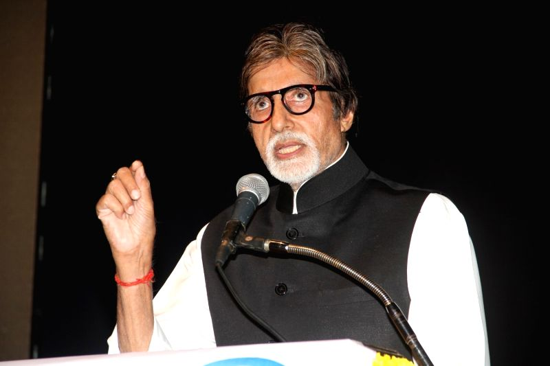 Actor Amitabh Bachchan. (File Photo: IANS)(Image Source: IANS News)