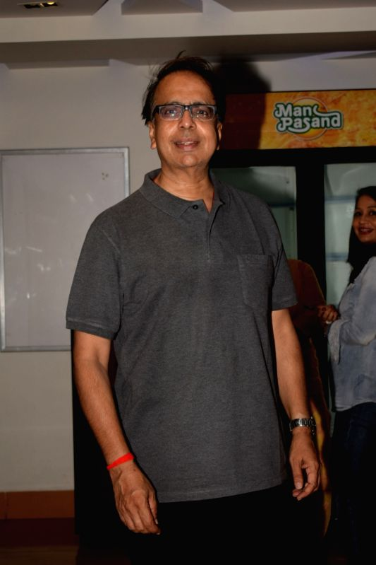 "Actor Anant Mahadevan at the special screening of film ""Mercury"" in Mumbai on April 12, 2018. - Anant Mahadevan"