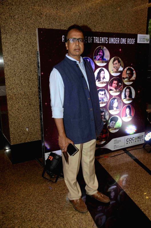Actor Anant Mahadevan during the preview of play Chakravyuh in Mumbai, on June 11, 2017. - Anant Mahadevan