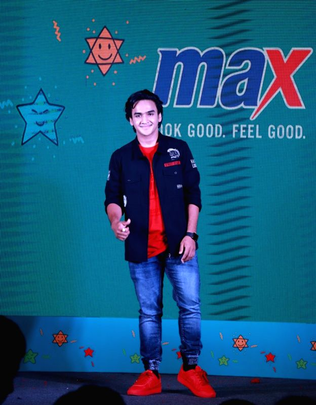 Actor and dancer Faizal khan during Max Kids Festival, in Mumbai on May 26, 2018.