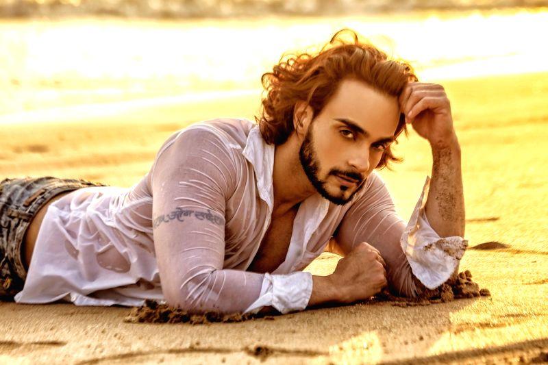Actor Angad Hasija
