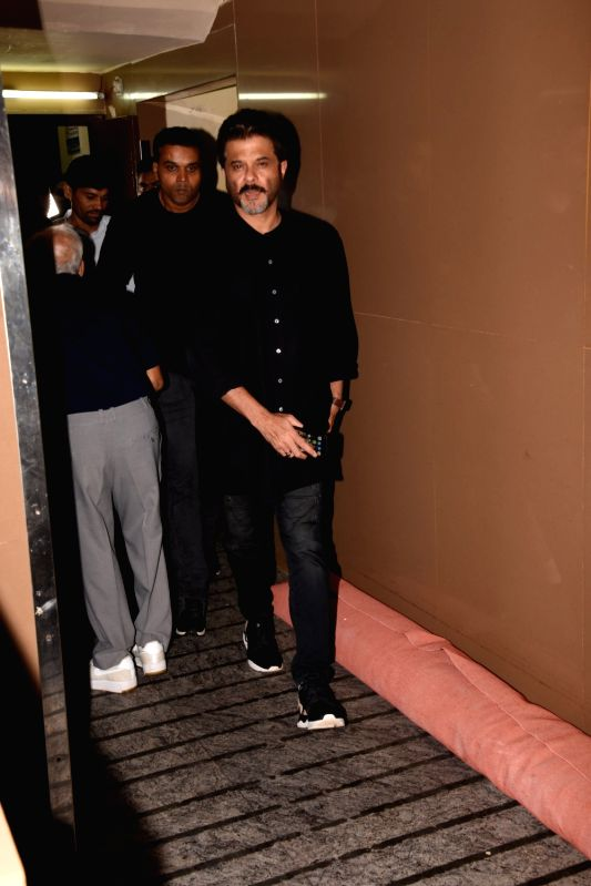"Actor Anil Kapoor at the special screening of upcoming film ""Dhadak"", in Mumbai on July 14, 2018. - Anil Kapoor"