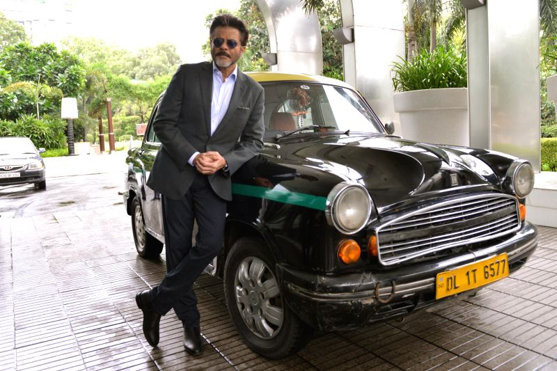 "Actor Anil Kapoor during the promotion of his upcoming film ""Fanney Khan"" in New Delhi on July 27, 2018. - Anil Kapoor and Fanney Khan"