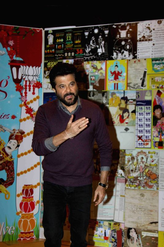 Actor Anil Kapoor. (Image Source: IANS)