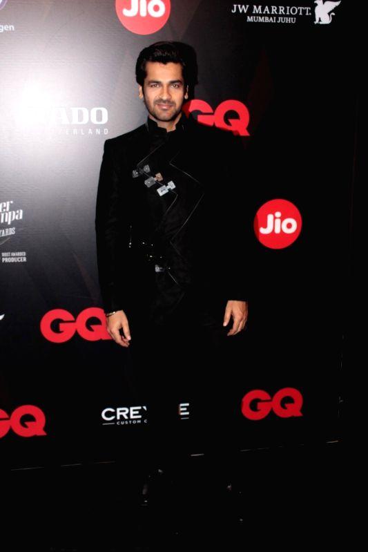 Actor Arjan Bajwa during the GQ Best Dressed 2017 in Mumbai, on June 3, 2017. - Arjan Bajwa