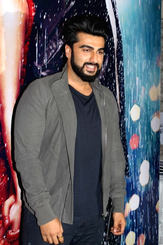 Actor Arjun Kapoor during the success party of film Half Girlfriend in Mumbai on May 26, 2017. - Arjun Kapoor