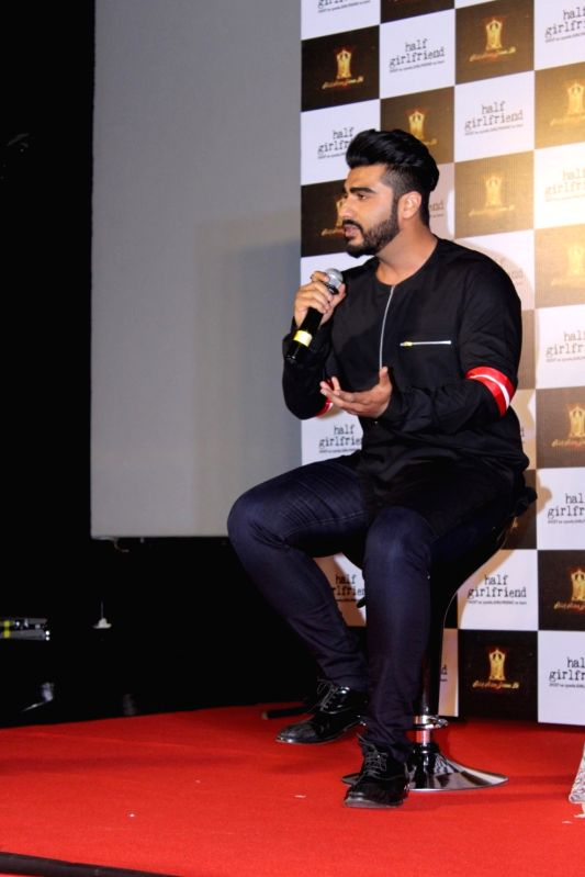 Trailer launch of film Half Girlfriend - Arjun Kapoor