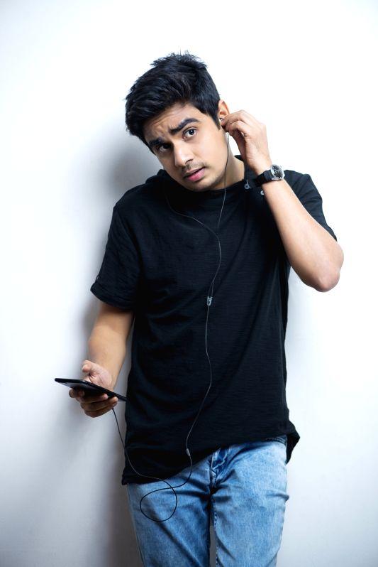 Actor Ashish Verma. - Ashish Verma