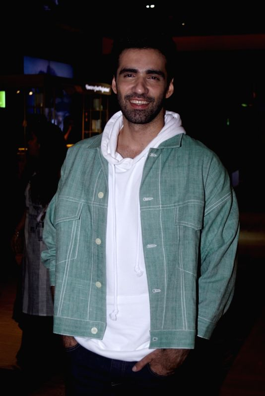 "Actor Avinash Tiwary at the trailer launch of his upcoming film ""Laila Majnu"" in Mumbai on Aug 7, 2018. - Avinash Tiwary"