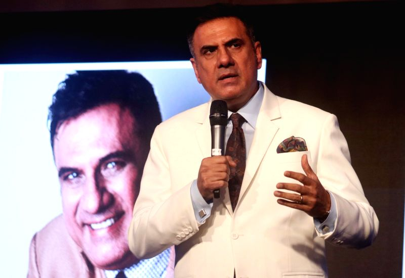 Actor Boman Irani at the launch of KAI  Group in New Delhi, on May 10, 2017. - Boman Irani