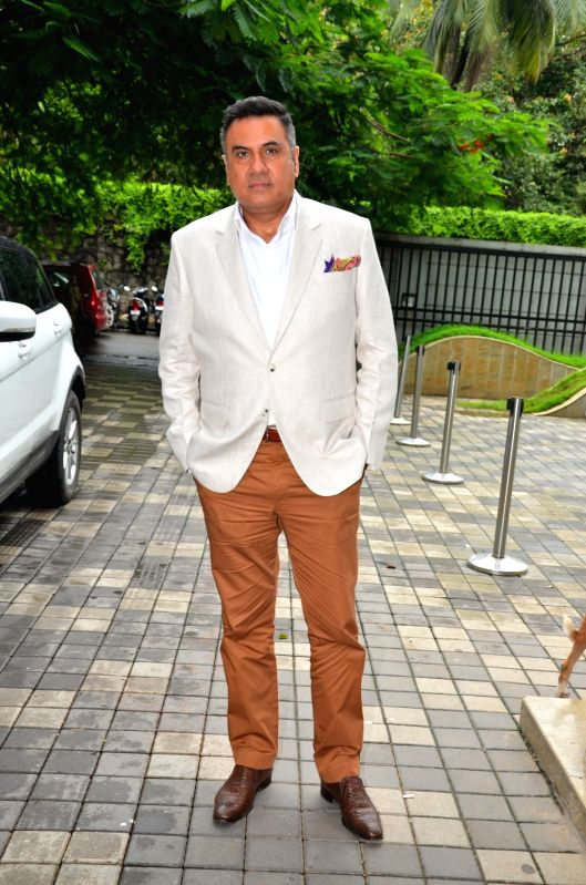 Actor Boman Irani during the music launch of the upcoming film The Legend of Michael Mishra in Mumbai on July 20, 2016. - Boman Irani and Mishra