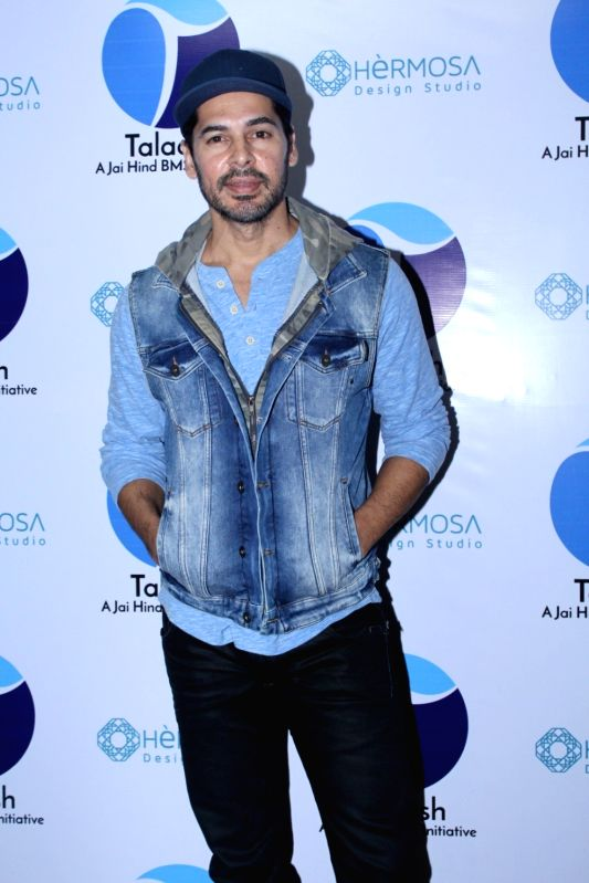"Actor Dino Morea at the trailer launch of upcoming short film ""Bulbul"" in Mumbai on Dec 6, 2017. - Dino Morea"