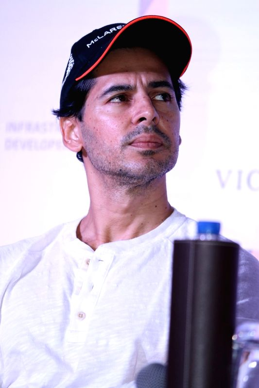 Actor Dino Morea  during the press conference to announcement of campaign Street Smart - Street Safe in Mumbai, on Jan 11, 2017. - Dino Morea