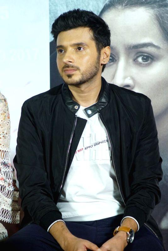 """Actor Divyendu Sharma at the trailer launch of his upcoming film """"Batti Gul Meter Chalu"""" in Mumbai on Aug 10, 2018. - Divyendu Sharma"""