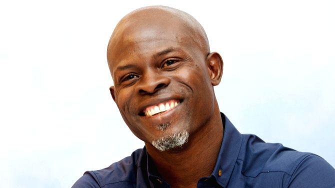 Actor Djimon Hounsou - Djimon Hounsou