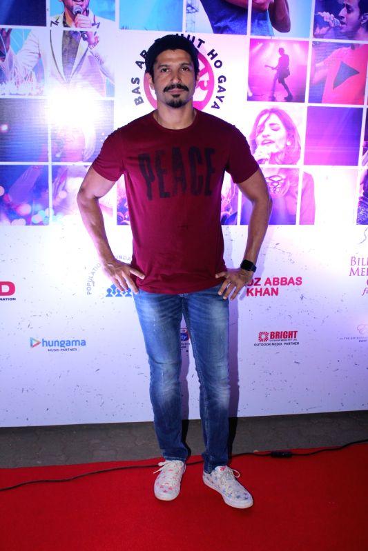 Lalkaar concert - Shah Rukh Khan and Farhan Akhtar - Farhan Akhtar