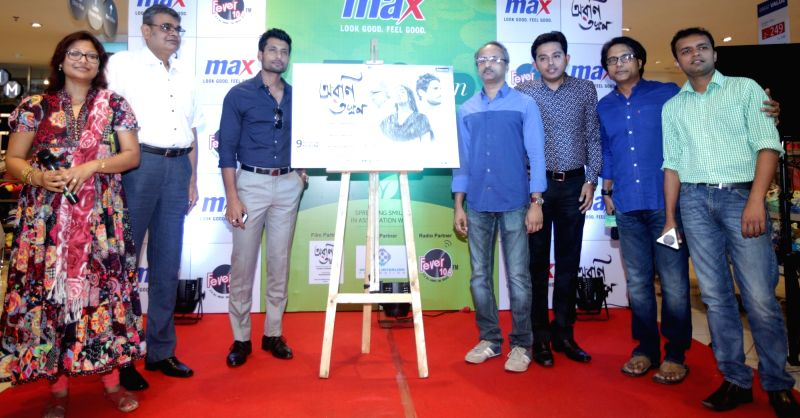 "Actor Indroneel Sengupta during promotion of his upcoming film ""Aroni Tokhon"" in Kolkata, on June 5, 2017. - Indroneel Sengupta"